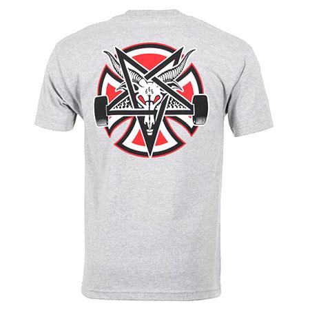 ff6bf14458cc Independent Independent X Thrasher Pentagram Cross T Shirt in stock at SPoT  Skate Shop