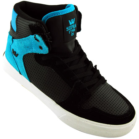 Kids Supra TK Society Black Pink Shoes a710531esd - $81.88