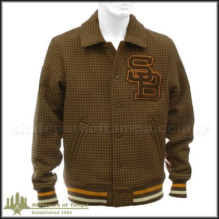 nike sweater brown