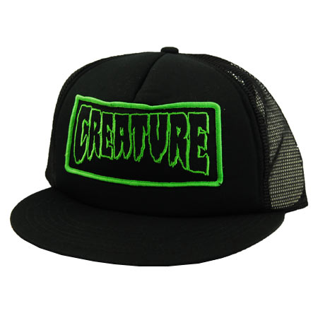 Creature Skateboards Hats Creature Skateboards