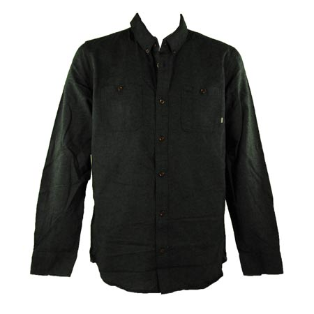Vans Hosmer Long Sleeve Button-Up Shirt in stock at SPoT Skate Shop