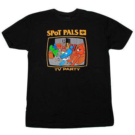 Skatepark of tampa spot pals t shirt in stock at spot for T shirt printing in palmdale ca