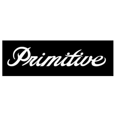 a06b1416 Primitive Skateboarding Nuevo Bar Logo Sticker in stock at SPoT Skate Shop