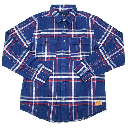 DC Shoe Co. Wes Kremer Signature Long Sleeve Flannel Button-Up Shirt in  stock at SPoT Skate Shop