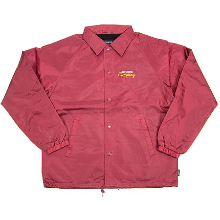 Brixton Ditmar Button-Up Windbreaker Jacket in stock at SPoT Skate ...