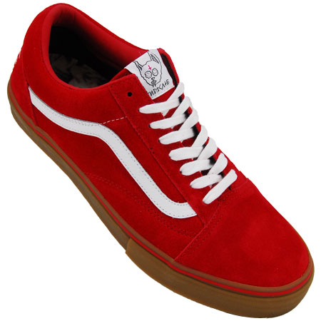 red vans shoes cheap