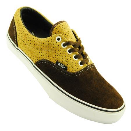 Vans Yellow Brown