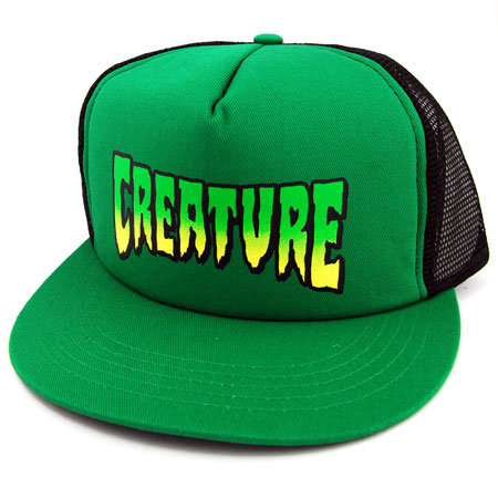Creature Skateboards Hats Creature Skateboards Creature