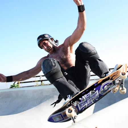 Dave Hackett Bio Article At Skatepark Of Tampa
