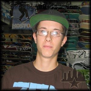 Brandon Strosser