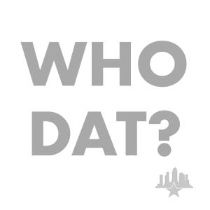 Who Dat? Photo