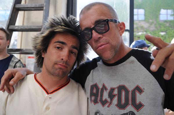 Jake Phelps: Tony Trujillo And Jake Phelps