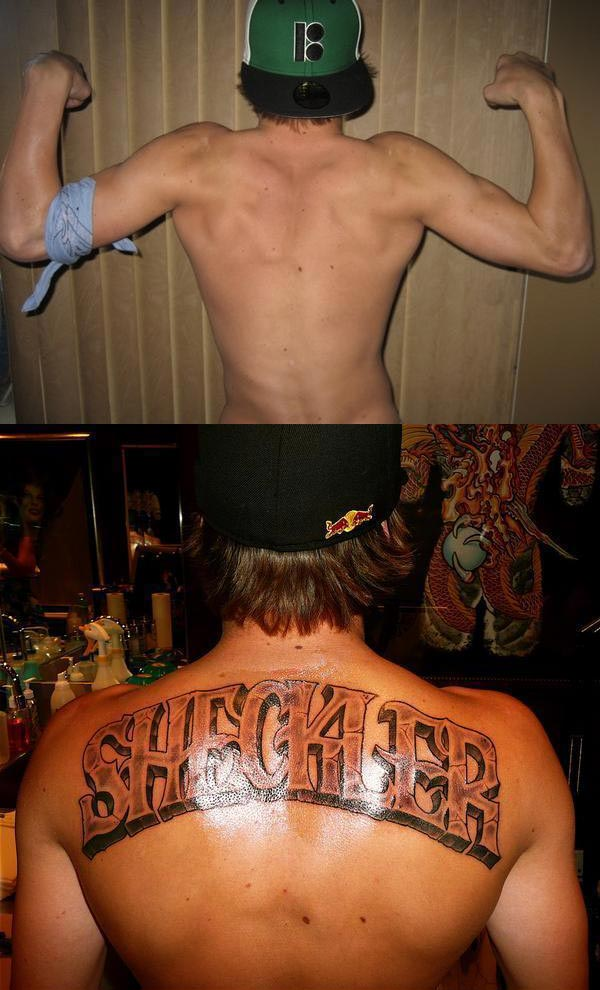 ryan sheckler back tattoo - 600×990