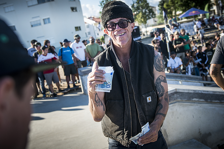 Jake Phelps: Damn Am Cascais (Portugal): Finals And Best Trick
