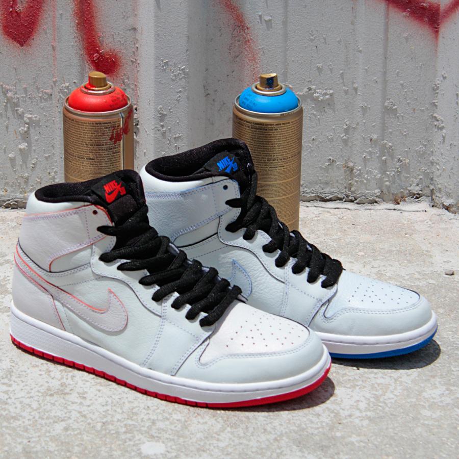 purchase cheap a96ce 37a9d Lance Mountain Nike SB x AJ1 Release