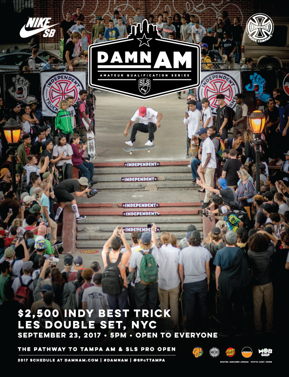 Damn Am NYC presented by Nike SB Event Details