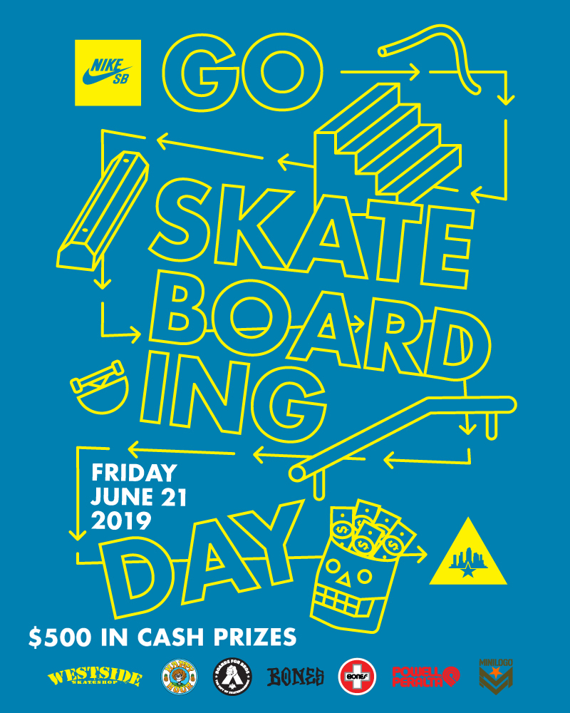Go Skate Day 2019 Mobile