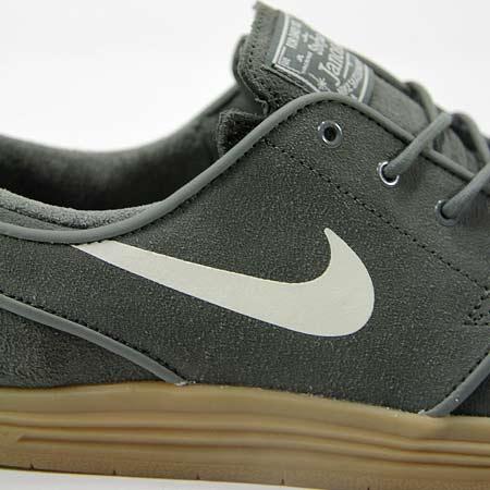 classic fit af24f 2a104 Nike Lunar Stefan Janoski Shoes, River Rock Gum Light Brown Sail Photos