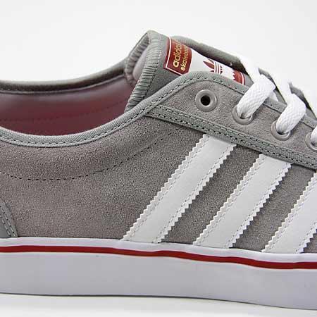 Adidas Dga Facilità Avanzata Scarpe, La Grey / In Bianco / Potere Rosso