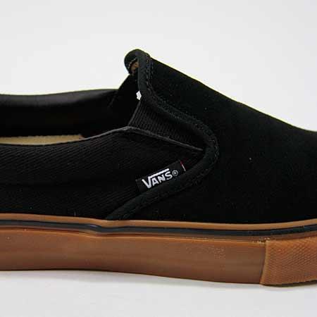 vans shoes slip on 59 pro anti hero black/allen