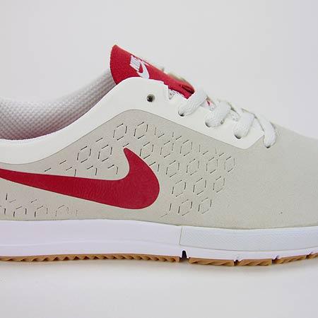 buy online abbf8 b3eaf Nike Free SB Nano Shoes, Summit White Gym Red Photos ...