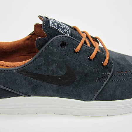best website 60d63 8ae94 Nike Lunar Stefan Janoski Shoes, Anthracite  Black  Ale Brown Photos