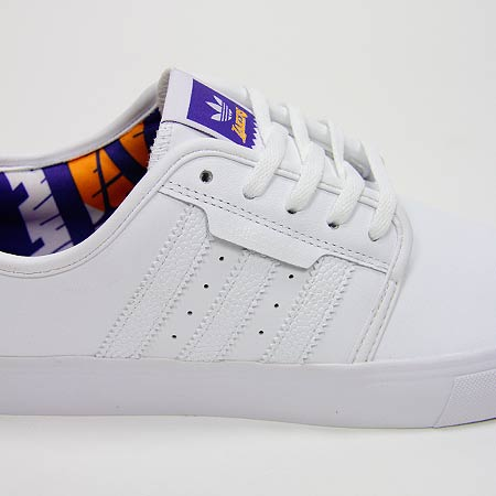 La Adidas ShoesRunning Nba In White Lakers Seeley T13FKJlc