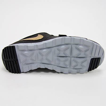 0fba8961 Nike Trainerendor L QS Shoes, Black/ Metallic Gold/ Wolf Grey in ...