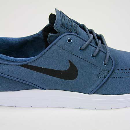 premium selection 06468 53161 Nike Lunar Stefan Janoski Shoes, Squadron Blue  Black  White Photos