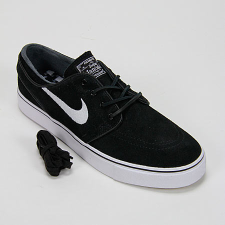 half off 1b8aa a4be4 Nike SB Zoom Stefan Janoski OG Shoes, Black  White  Gum Light Brown Photos