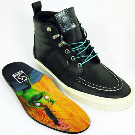 5fc93466df Vans Syndicate Vans Syndicate X Mike Hill SK8-Hi Boots