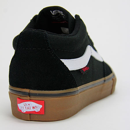 ShoesBlack Stock Tnt Trujillo In Vans Tony At Sg Spot Gum White ED9IH2