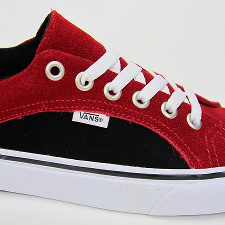 Black Lampin Stock At In Red Vans Dhalia suede Shop Skate Spot Shoes 4XqpnOS