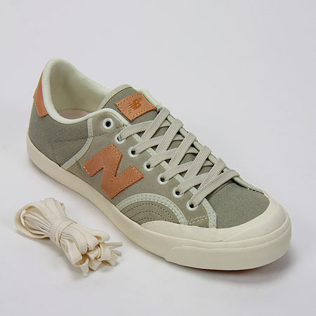 ab0d9cfc1928a New Balance Numeric Pro Court 212 Shoes, Sand/ Tan Canvas in stock ...
