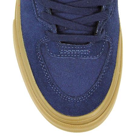 Vans Steve Caballero Half Cab Pro Shoes, Navy Gum in stock