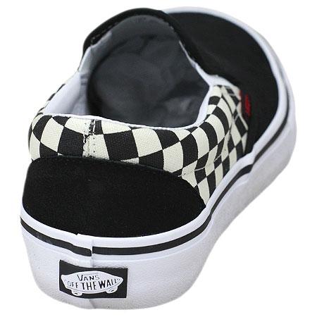 Vans Vans X Thrasher Slip On Pro Shoes, Thrasher Black