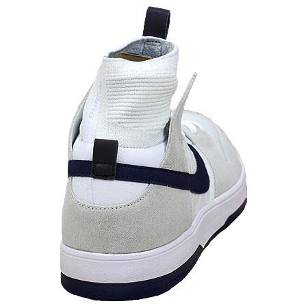 promo code 7a3fe 963d9 Nike SB Zoom Dunk Elite Cyrus Bennett QS, White/ Midnight ...