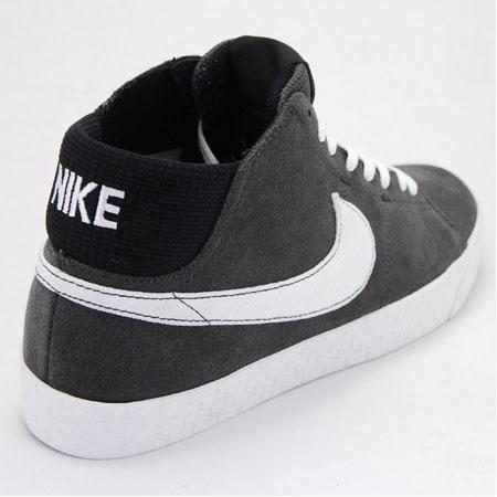online retailer cea05 453e3 Nike Blazer Mid LR Shoes, Midnight Fog  Black  White Photos