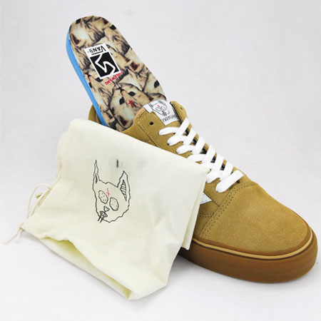 Vans Syndicate Golf Wang Old Skool Pro S  Shoes dfc900297