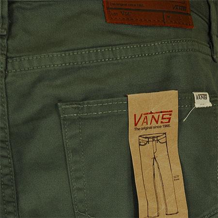 aed81ef0d31904 Vans AV Covina V56 Standard Twill Pants