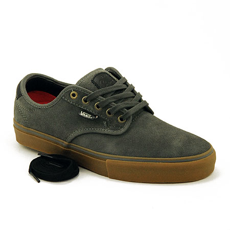 Vans Chima Ferguson Pro Shoes Charcoal Gum In Stock At
