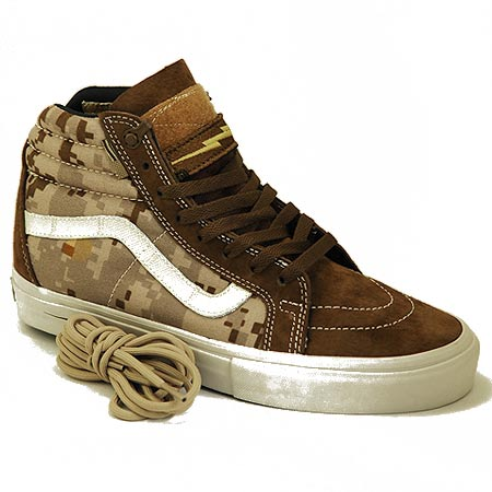 d10782017c Vans Syndicate SK8-Hi Notchback Pro S Defcon Shoes