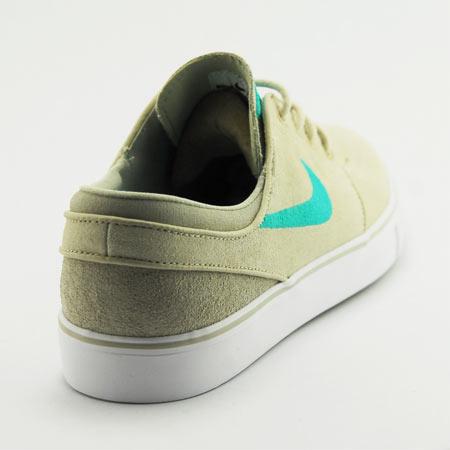 quality design c5303 e4b9e Nike Zoom Stefan Janoski Shoes, Birch Clear Jade Grey White Photos