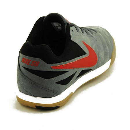 Nike SB Lunar Gato Shoes, Armory Slate/ University Red/ Black/ White Photos