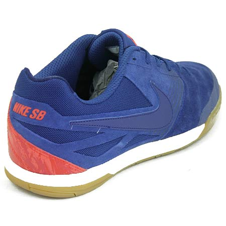 on sale 10d75 baa73 Nike Lunar Gato WC Shoes, Deep Royal Blue  Light Crimson  White Photos
