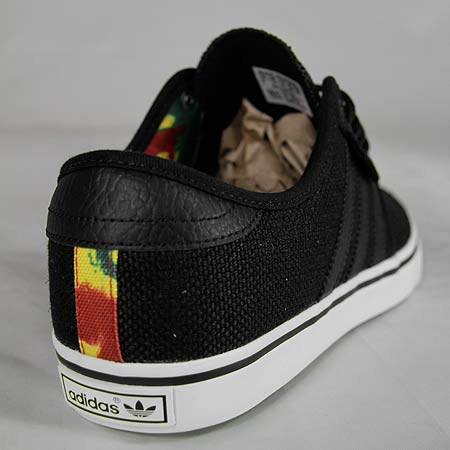 5359770fc760 Adidas Seeley Shoes Black Tent Green Hemp In Stock At Spot Skate