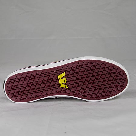 new product 89ee7 9da22 Supra Crown Coalition Cuba Shoes, Black Suede  Burgundy  Gold  White ...