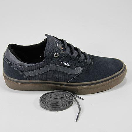 Vans Gilbert Crockett Pro Navy Schuhe, Navy Pro  Gum in stock at SPoT Skate Shop f7a8c2