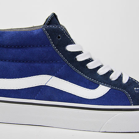 Vans Sk8 Mid Blue