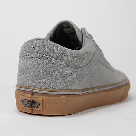 vans frost grey gum sole old skool